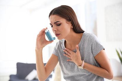 Asthma bronchiale bei Asthma Bronchiale