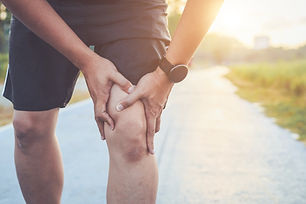 Osteopathie bei Knieschmerzen
