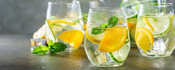 Wasser ist unser Lebenselixier