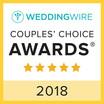 Wedding Wire Award 2018