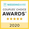 Wedding Wire 2020 Award