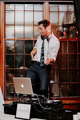 Josh McClure Twin Cities Wedding DJ & Event DJ & MC