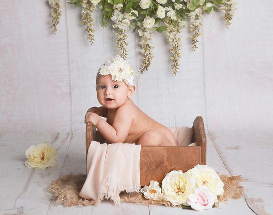 Baby Milestone Sessions