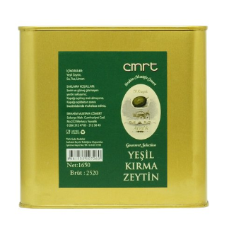 CMRT Yeşil Kırma Zeytin