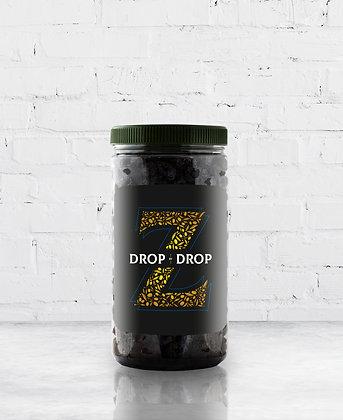 DROP by DROP Siyah Kuru Sele Zeytin 1 Kg