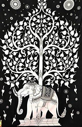 B&W TREE OF LIFE