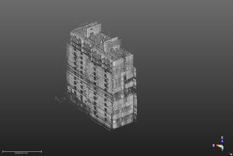 3D Scan_OO건설 아파트 리모델링