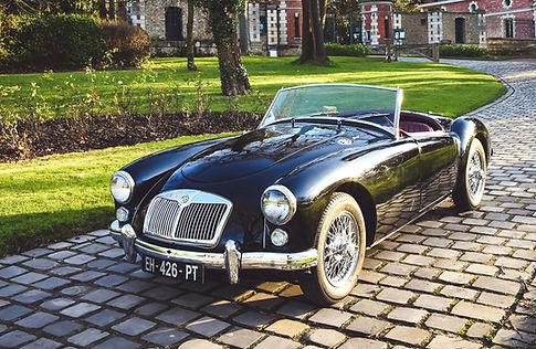 Mga Paris Retro Motors collection