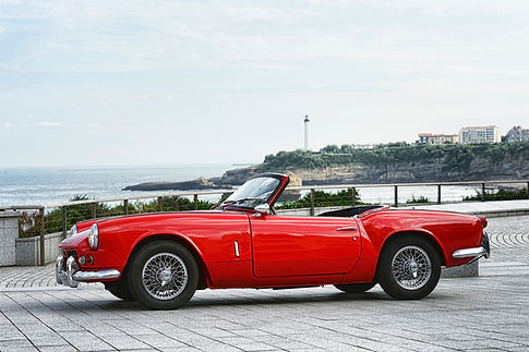 Triumph Spitfire Retro Motors Collection