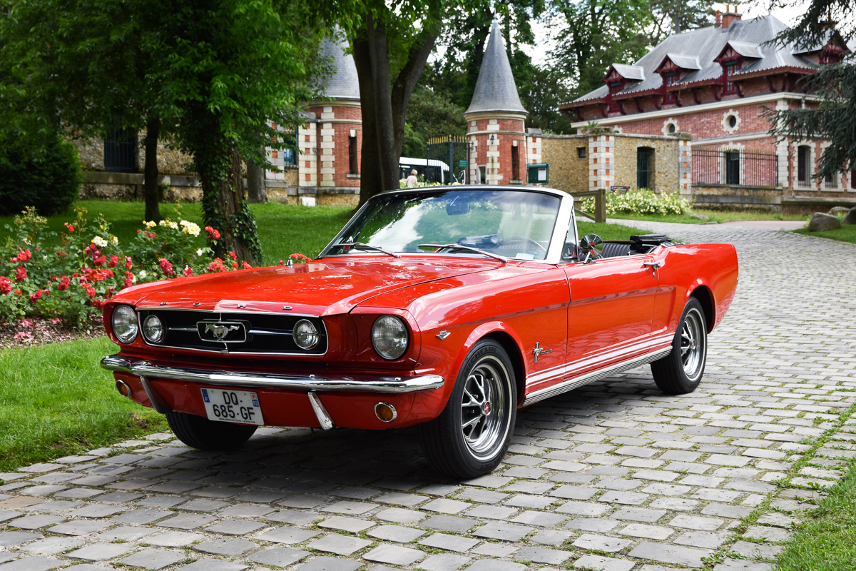 Mustang Rouge