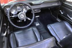 Mustang rouge8 Paris