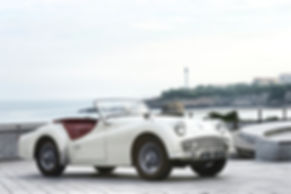 Triumph TR3 Retro Motors Collection
