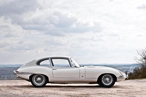 Jaguar Type E Retro Motors Collection
