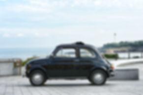 Fiat 500 Retro Motors Collection
