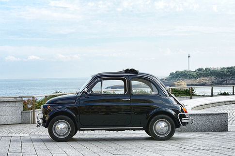 Fiat 500 Retro Motors Collection