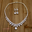 Thumbnail: Peardrop & Marquise Shape Jewelry Set