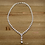 Thumbnail: Long Drop Bridal Set