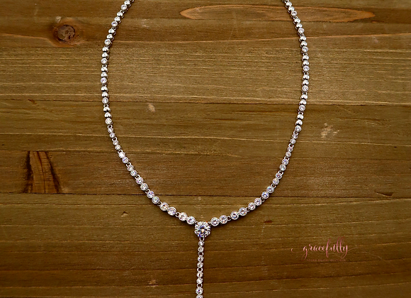 Pearl Drop Bridal Jewelry Set