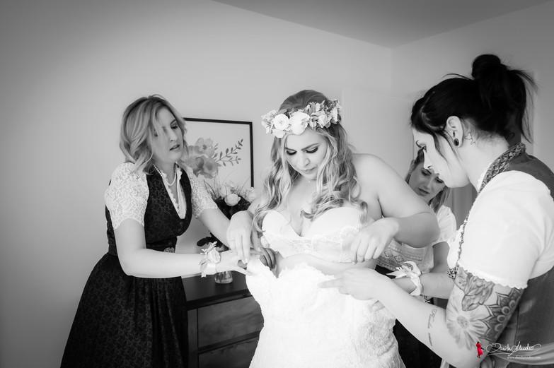 Anna & Max - Hochzeit
