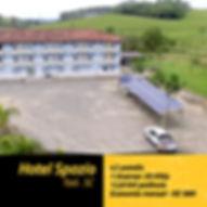 Projeto fotovoltico instalado em indústria de papéis em Lontras.