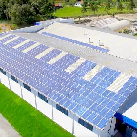 Isenção de ICMS impulsiona geração de energia solar em Santa Catarina