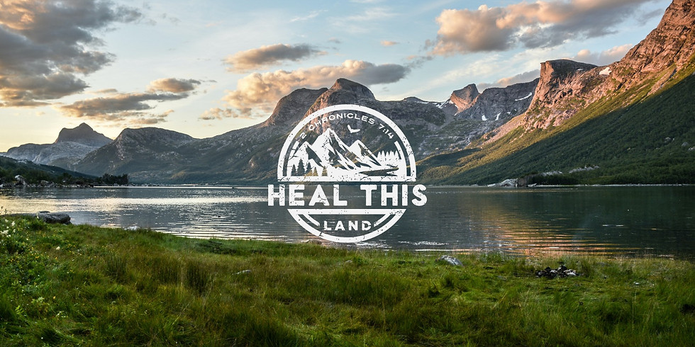 Heal This Land- Youth & Young Adults