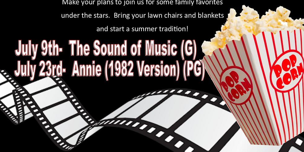 Summer Movie Night- Annie
