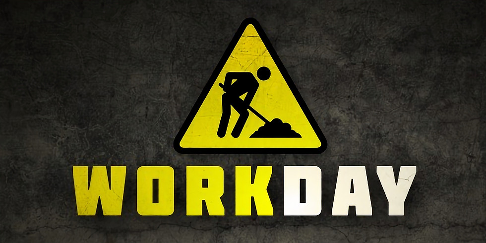 Work Week/ Day  May 3rd-8th