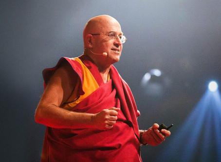 Conférence TedX de Matthieu Ricard : les habitudes du bonheur