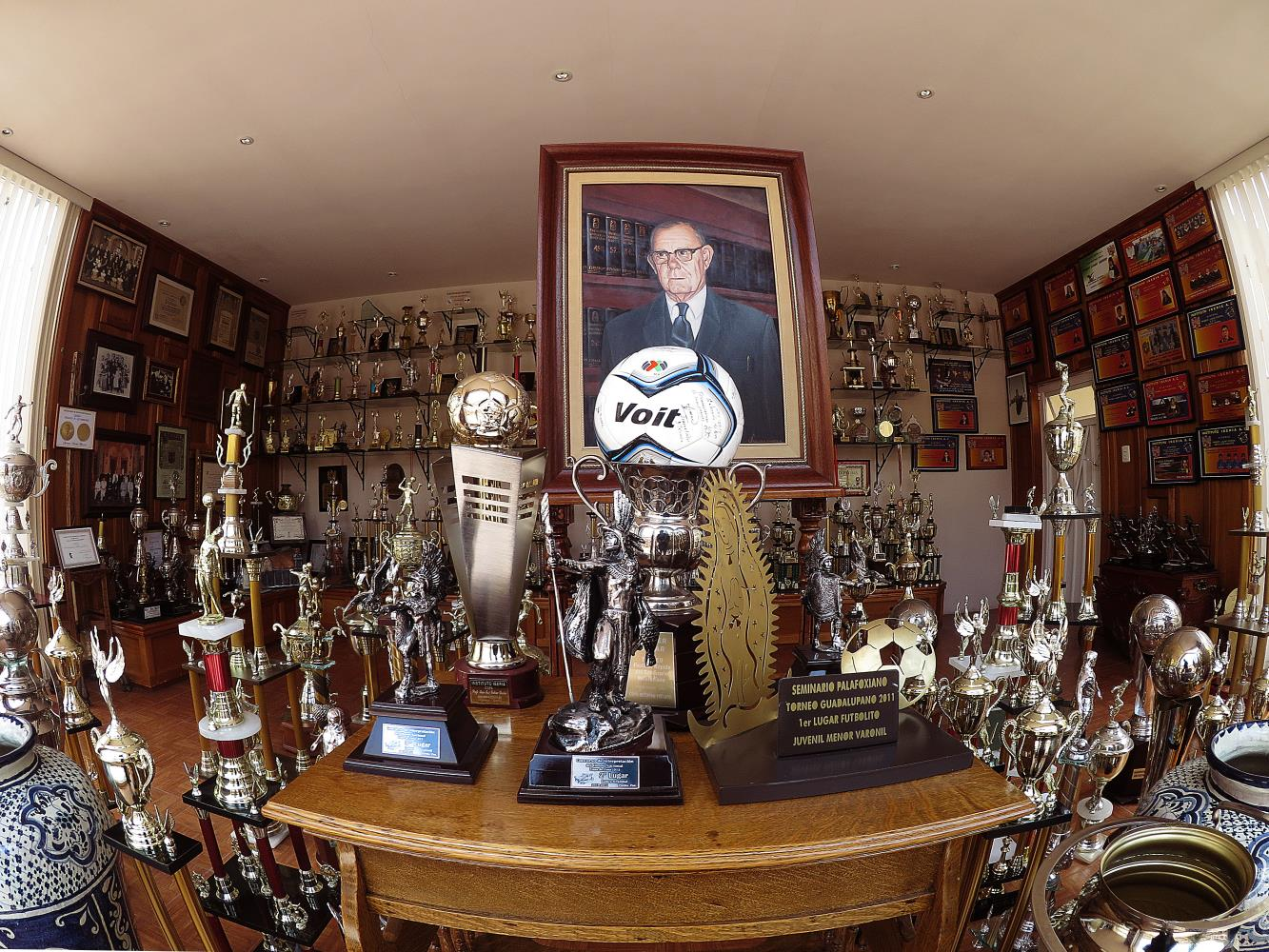 Sala de Trofeos