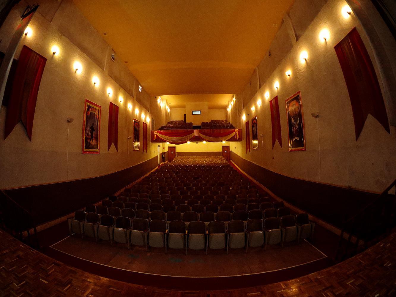 Auditorio de la Institución
