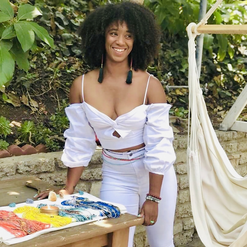 "Turquoise + Salt at Black Girls Craft Conference presents :: ""Let Glow"""