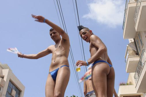 Tel-Aviv Pride Parade