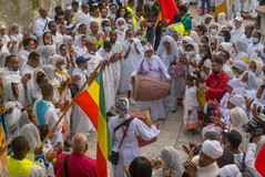 Paschal Vigil (Easter Holy Saturday) of Ethiopian Church