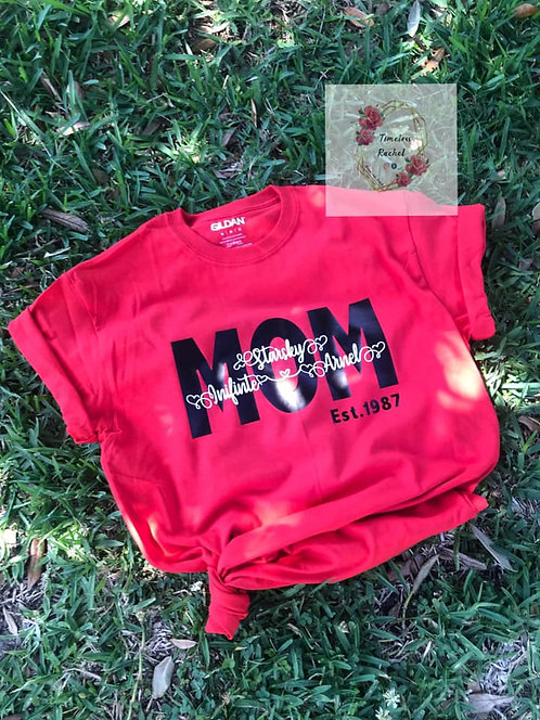 For Mother's