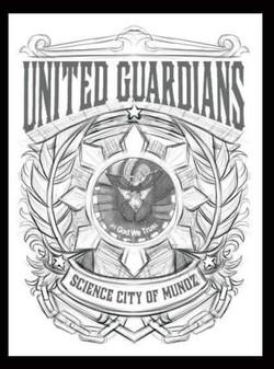 Untied Guardians Sketch