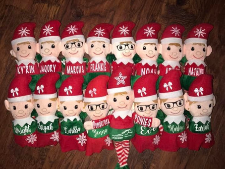 Personalized Elves!