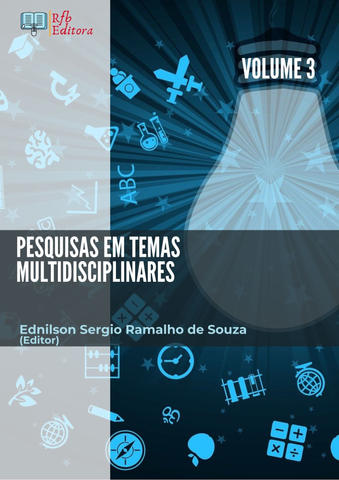 PESQUISAS EM TEMAS MULTIDISCIPLINARES - VOLUME 3