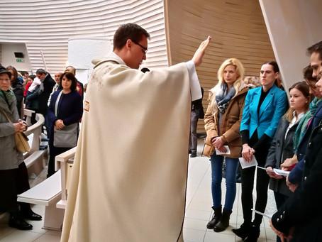 Prijatie do katechumenátu