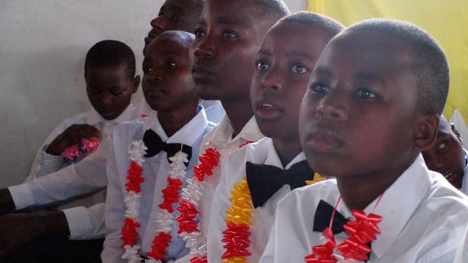 Minoritské misie: V Tanzánii vznikla Farnosť sv. Maximiliána
