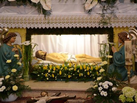 Zbierka na Boží hrob