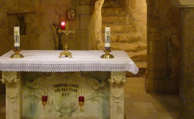 Loreto, domček Nepoškvrnenej Márie