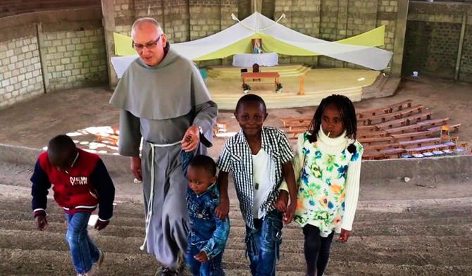 Minoritské misie: Keňa sa modlí za pokoj
