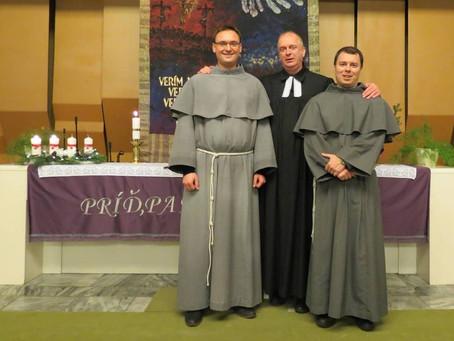 Ekumenická návšteva