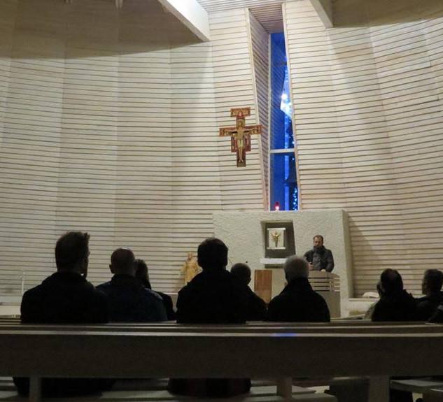 Duchovná obnova mužov