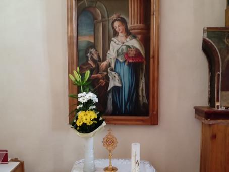Slávili sme odpust v Dravciach