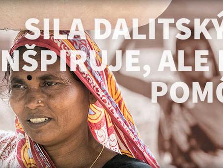 Pomôžme ženám v Indii
