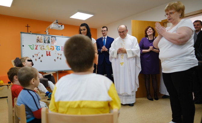 20 rokov školy sv. Maximiliána