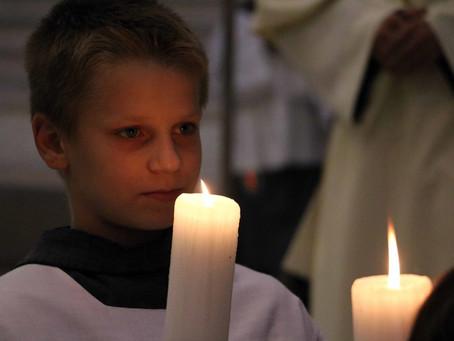 Sviatok sv. Františka (foto)