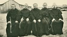 Prvé začiatky M.I. a rehole minoritov v Japonsku